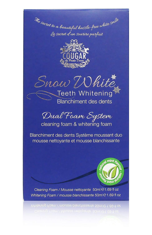 Pasta de dientes natural para blanquear los dientes - Espuma para blanquear los dientes