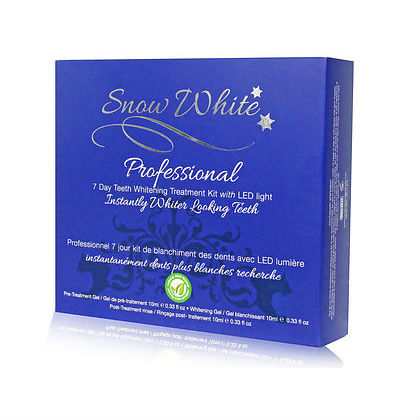 Kit profesional de blanqueamiento dental - Snow White